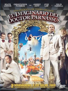 The Imaginarium of Doctor Parnassus / El Imaginario del Doctor Parnassus