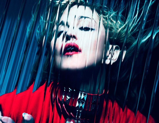 Madonna MDNA tour