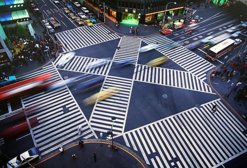 Cruce de Shibuya - Tokio
