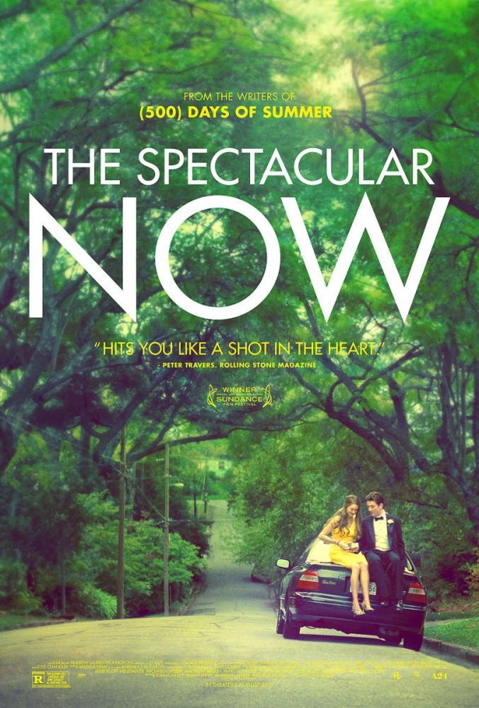 The spectacular now - Aquí y ahora película
