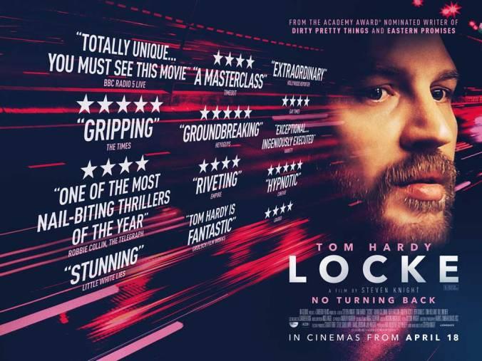 Locke película póster
