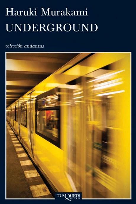 Underground-Murakami